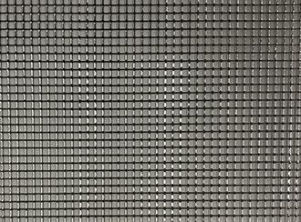 ファインネット ハーフサイズ 銀 画像