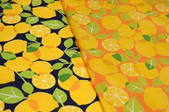 レモン ローンエアタンカットクロス 画像