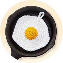 目玉焼き レシピ画像