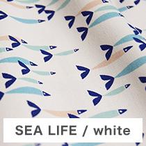 SEA LIFE/white