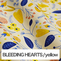BLEEDING HEARTS/yellow