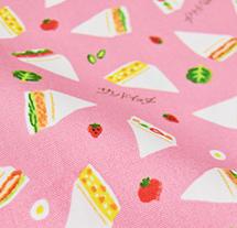 サンドウィッチ ピンク